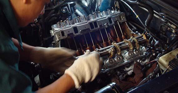 Las averías más frecuentes de los motores de los coches