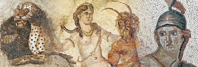 El arte del mosaico Romano