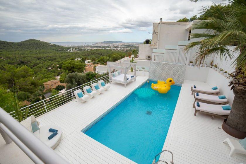 Villas en Menorca un paraíso Balear