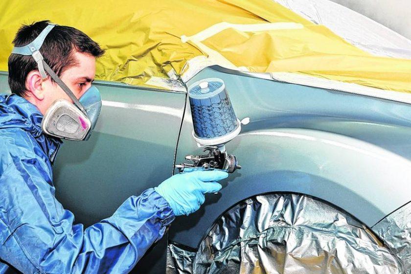 Cómo cuidar la pintura de tu coche